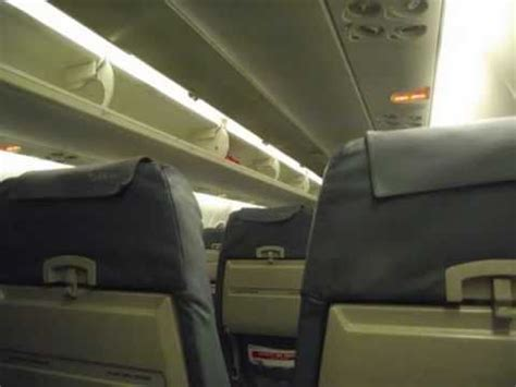 inside a flybe dh4