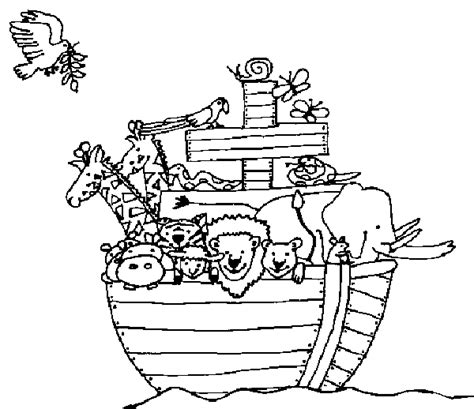 coloring pages for noah s ark noah s ark coloring pages for