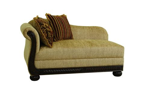 One Arm Chaise Lounge Single Arm Chaise Lounge Chairs Chaise Lounge Stewart Linen Chaise One Arm Velvet Tufted