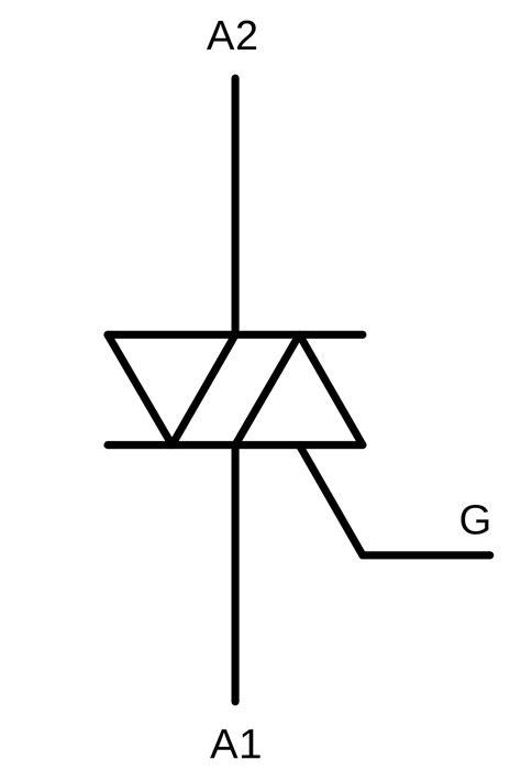 bidirectional diode wiki triac