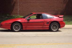 Pontiac Fiero Gt Review 1986 Pontiac Fiero Other Pictures Cargurus