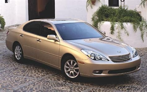 automobile air conditioning service 1998 lexus es navigation system maintenance schedule for 2003 lexus es 300 openbay