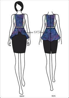 Dress Batik Peplum Parang batik peplum dress by dongengan page dongengan
