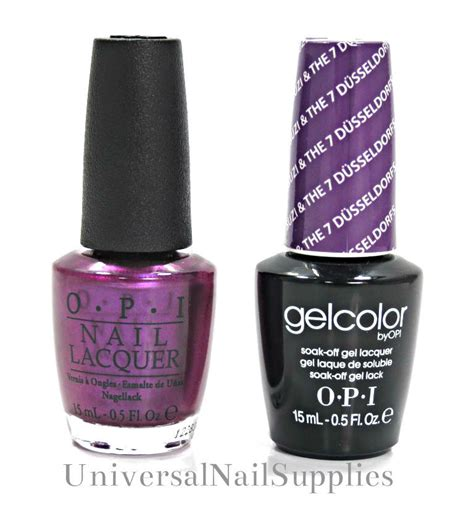 Opi Gel Nails by Opi Gel Nail Colors