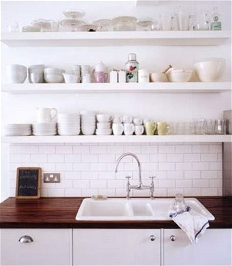 shelves in kitchen ideas 65 ideas of using open kitchen wall shelves shelterness