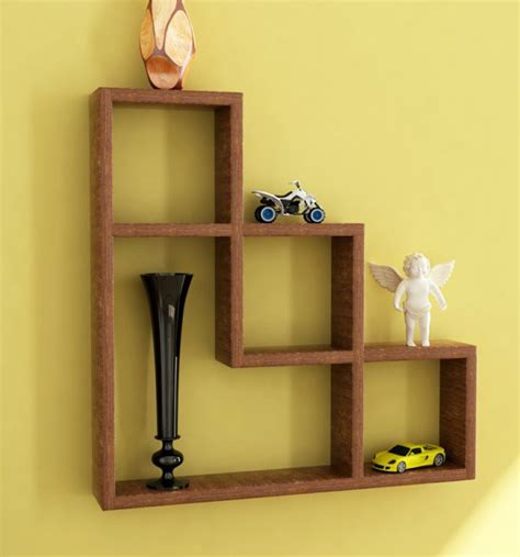 Kitchen Furnishing Ideas Wall Shelves The Atmosphere On A Cool Kind And Wise