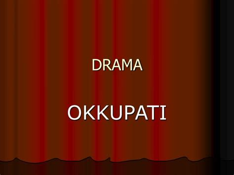 Ppt Drama Powerpoint Presentation Id 2915909 Drama Powerpoint