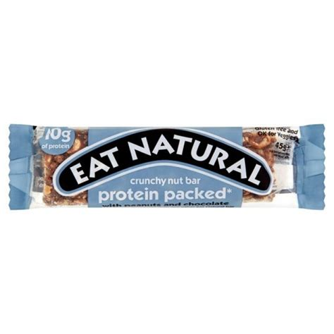 x protein bar eat protein bar 12 x 45g
