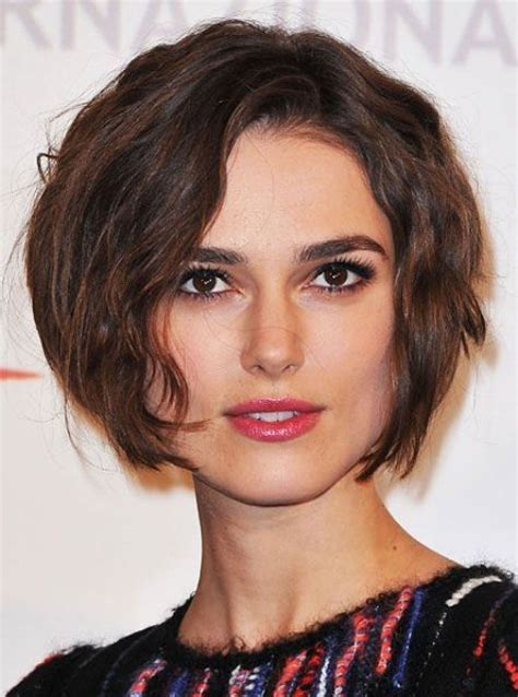 Best Short Hairstyles For A Square Face Shape | short hairstyles for square faces haircuts wigs