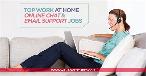 top 22 online chat email jobs from home - Online Chat Work From Home Jobs