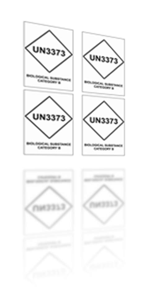 printable un3373 label peterjon cake