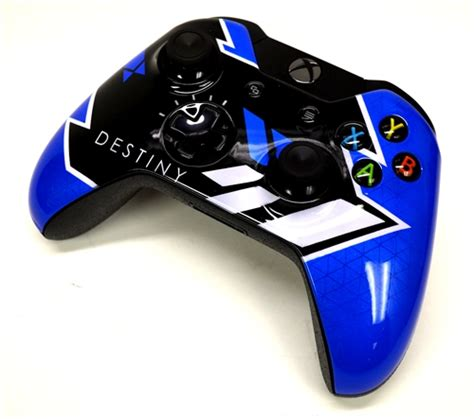 Destiny Theme Custom Controller