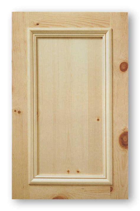 Inset Panel Cabinet Door Knotty Pine Applied Moulding Cabinet Door Inset Panel Nevada Acmecabinetdoors
