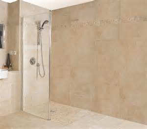 tuff form shower pans make curbless showers a possibility