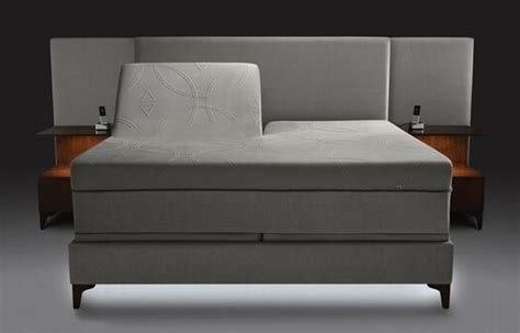 smart beds ces 2014 sleep number shows first of its kind smart bed