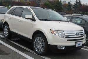 Ford Edge Parts Ford Edge History Photos On Better Parts Ltd
