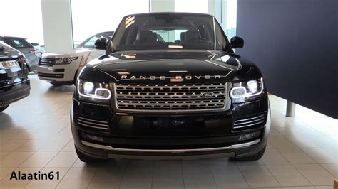 range rover silver 2017 2017 land rover range rover l in depth review interior