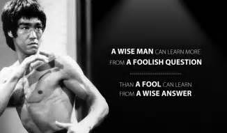 Blind Kung Fu Master Topic Bruce Lee Quotes Mgtow