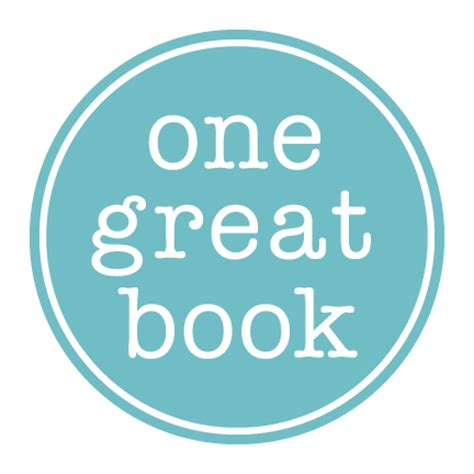 one picture book one great book onegreatbook