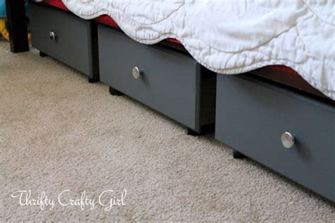 under bed storage ideas diy under bed storage ideas organize my life pinterest