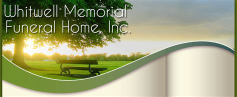 whitwell memorial funeral home 28 images christine