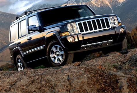 2007 jeep commander overview cargurus