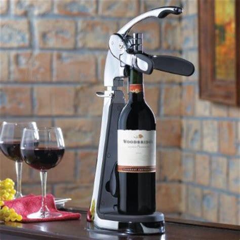 table top wine opener countertop wine opener connoisseur s table top wine