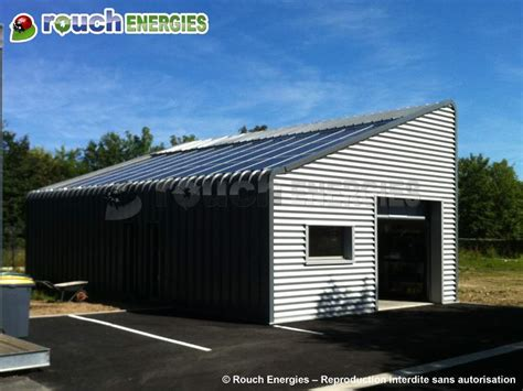Cap Sud Photovoltaique by Photovolta 239 Que Sur Toiture Industrielle 224 Verniolle