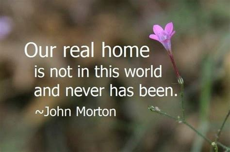 home is not where you live but where th by christian
