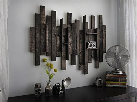 Wall Handmade Decoration - handmade wall add some personal touch to your home
