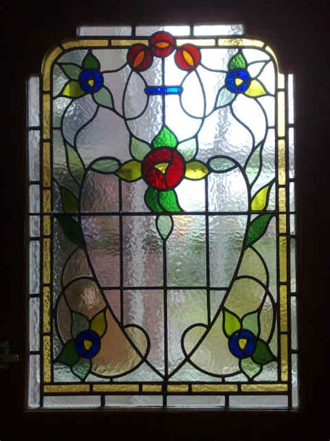 Style Stained Glass Ls by Domestic Stained Glass Gallery The Stained Leaded Glass