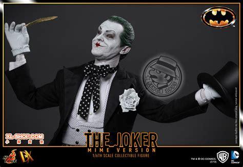 Toys 14 Joker The Ht Qs010 Batman toys dx14 batman 1 6th scale the joker mime version collectible figure