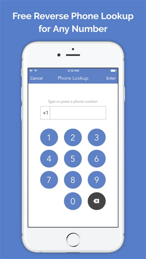 Phone Number Carrier Lookup Lookup Unknown Phone Number Caller Id App By Return Zero Llc