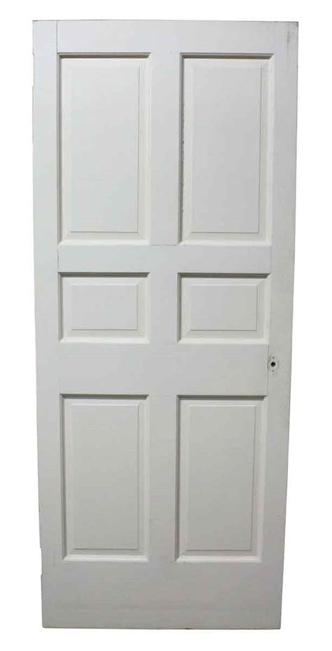 six panel interior door six panel interior white door olde things