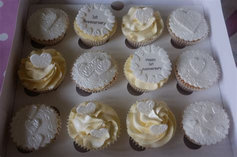 Cupcake Wedding Anniversary anniversary cupcakes tracy s t cakes
