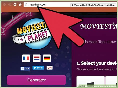 moviestarplanet hack how to cheat msp 4 ways to hack moviestarplanet wikihow
