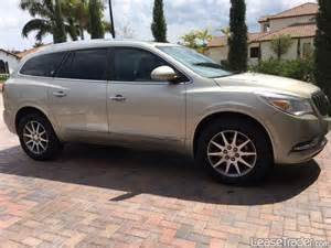 Leasing Buick Enclave 2014 Buick Enclave Lease Lease A Buick Enclave For 426