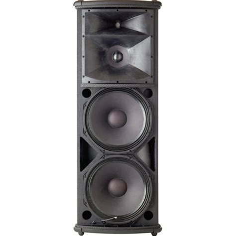 Speaker Column mackie sa1532z 3 way dual 15 quot speaker column sa1532z b h