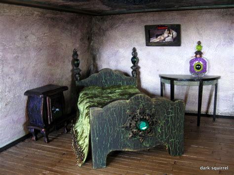 wiccan bedroom dark squirrel s miniature asylum vulture s roost