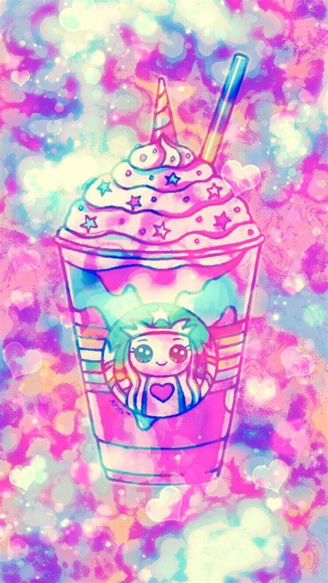cute kawaii coffee wallpaper girly cute wallpapers