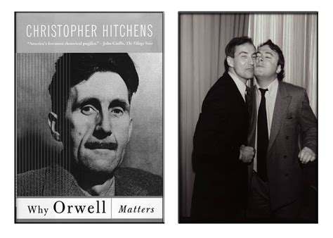 why orwell matters christopher hitchens and george orwell s soviet union steinbeck now