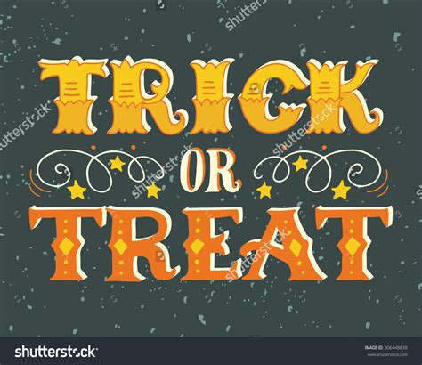 Trick Or Treat by Sign Trick Or Treat Festival Collections
