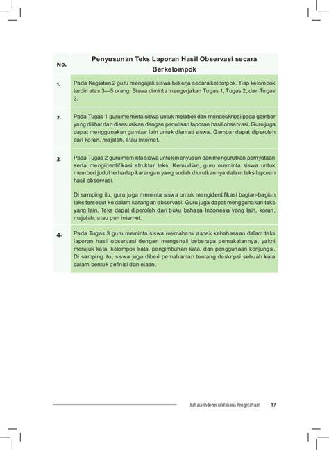 format buku observasi laporan hasil observasi siswa contoh raffa