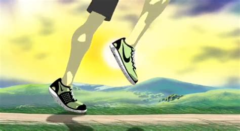 Kaos Anime Nike Run It Like A nike free run supernatural animated hypebeast