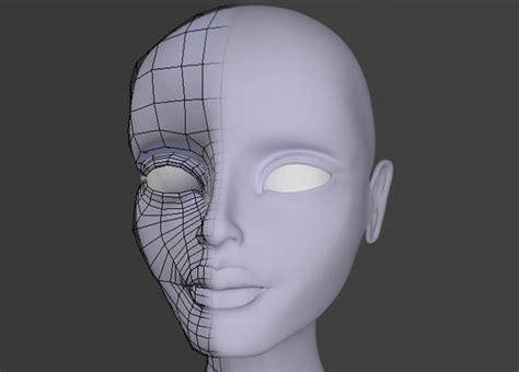 blender 3d tutorial character modeling female character modeling in blender part 1