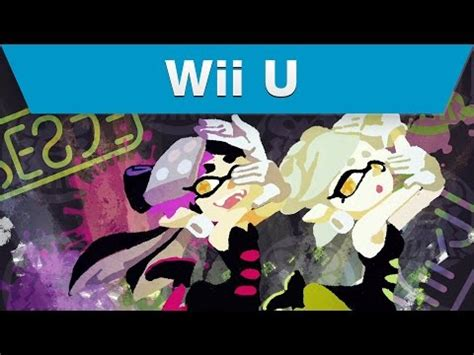 splatoon 2 amiibo splatfest arena wii u nintendo switch guide unofficial books songs in quot wii u splatoon splatfest incoming quot