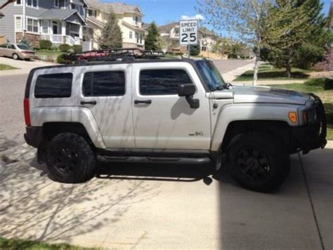 buy used 07 hummer h3 limited edition tactical package 3