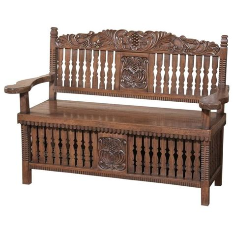 country french bench 19th century country french hall bench for sale at 1stdibs