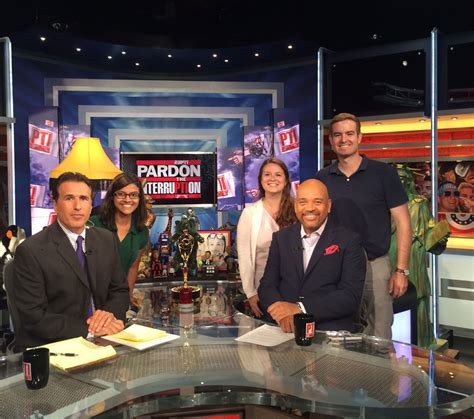 News The Interruption Of Everything by Pardon The Interruption Medill Visits Mike Wilbon