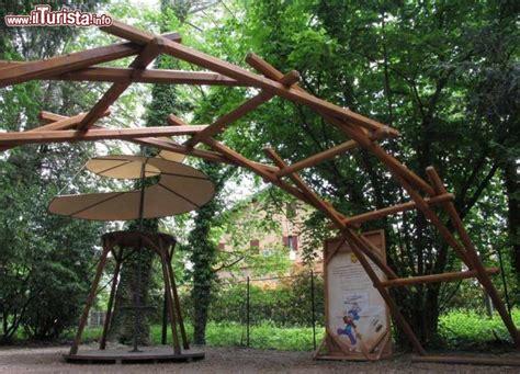 immagini di sull albero la casa sull albero di leonardo al pap il parco